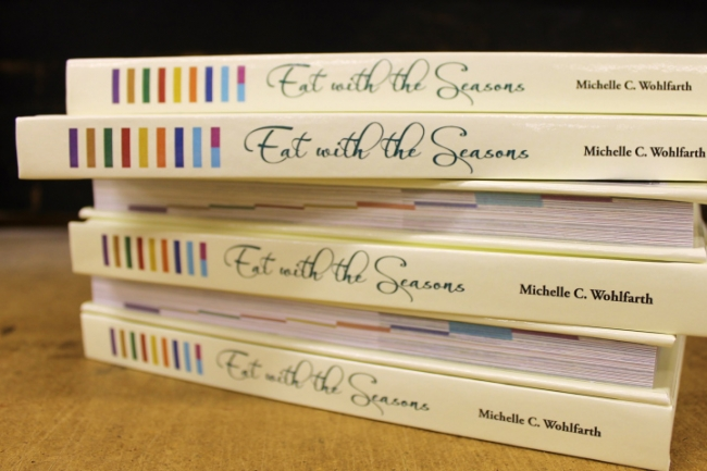 Digitally-Printed-Recipe-Books